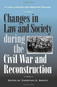 Changes in Law book cover